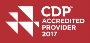 CDP ACCREDITED PROVIDER 2017